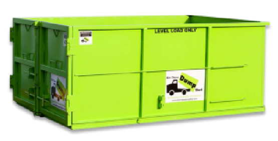 The easiest-loading, most Residential Friendly dumpsters for your home projects inCentral Virginia